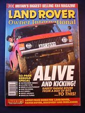 Land Rover Owner LRO # February 1999