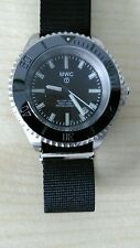 MWC 300M Military Style Divers Watch. Tritium gas luminosity.