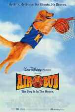 AIR BUD Movie POSTER 27x40 Michael Jeter Kevin Zegers Wendy Makkena Eric