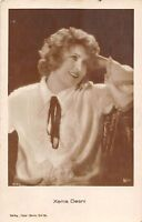 B8693 Acteurs Actors Cinema Xenia Desni not used PPC 11/14 cm aprox 1930
