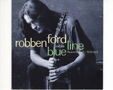 CD ROBBEN FORD and the BLUE LINE	handful of blues	EU 1995 EX+ (B1585)