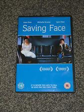 SAVING FACE : JOAN CHEN ROMANTIC COMEDY DRAMA DVD IN VGC (FREE UK P&P)