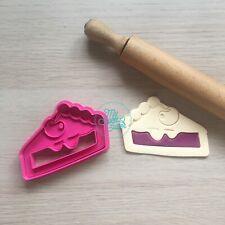 Torta Pezzo Cake Formine Per Biscotti Ripieni Cookie Cutter 8/9cm