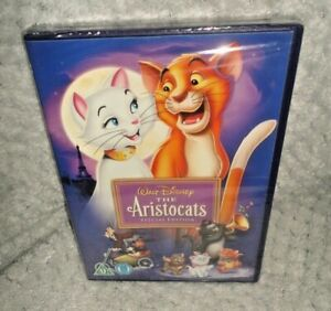 The Aristocats Special Edition (DVD, 2008) Disney NEW & SEALED