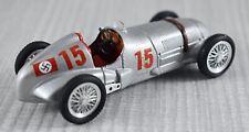 BRUMM R71 MERCEDES W125 1937 1:43 SCALE DIECAST MODEL RACING CAR