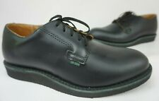 Red Wing Heritage 101 Postman Oxford Black Chaparral Men's Shoes Size 8 D