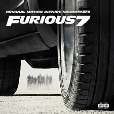 FAST & FURIOUS 7 CD - ORIGINAL MOTION PICTURE SOUNDTRACK [EXPLICIT](2015) - NEW