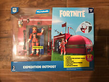 NEW IN FACTORY SEALED BOX - Fortnite Expedition Outpost - Action Figure