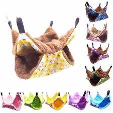 Hanging Hammock for Ferret Chinchilla Rat Guinea Pig Sleeping Bed Toy Pet House