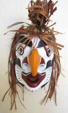 Greg Henderson Northwest Coast Native Indian GROUSE Mask