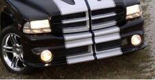 97 98 99 00 01 02 03 Dodge Durango Dakota front spoiler lip  add lower bumper