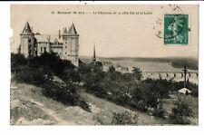 CPA-Carte Postale-France-Saumur-Son Château  -VM11406