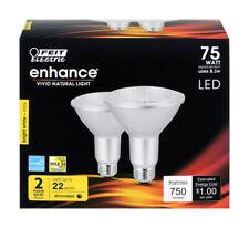 FEIT Electric 83 watts PAR30 LED Bulb 750 lumens Bright White Reflector 75 Watt
