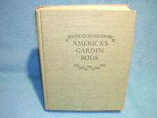 America's Garden Book by James Bush-Brown and Louise (Carter) Bush-Brown (1965,