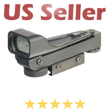 Leapers Tactical Quick Aim Electronic Red Dot Sight Weaver Picatinny Mounting