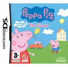 Peppa Pig: The Game (Nintendo DS, 2009)