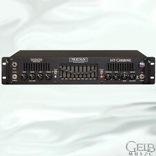 Mesa Boogie M9 Carbine Rackmount Bass Amplifier Head - 6.FM9
