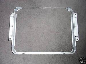 Holden HK/HT/HG Monaro Radiator Frame - side band supp. - Radiator Frame