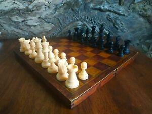 Old Vintage Chess USSR. Soviet Russia. Plastic 1971s