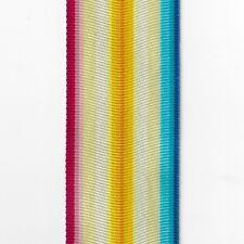 107. Candahar, Ghuznee, Cabul Medal Ribbon – Full Size