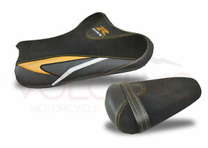 Suzuki GSX R 1000 2005-2006 Volcano Seat Cover Yellow S024cB733 Anti slip