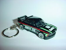 NEW 3D BLACK BMW 3.0 CSL CUSTOM KEYCHAIN keyring key CASTROL OIL 73 RACE