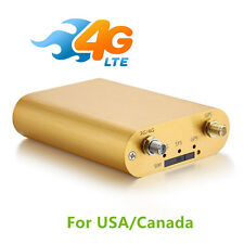 4G GPS Tracker Support USA/Canada 4G LTE Real Time Tracking for Vehicle/Assets
