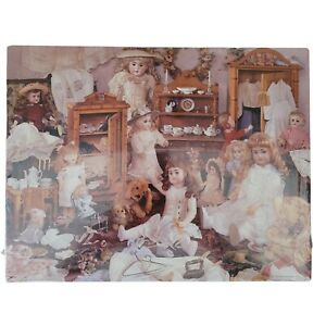 "Springbok by Hallmark 500 piece Jigsaw Puzzle - Grandmother's Dolls 18"" x 23.5"""