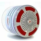 iFox iF013 Bluetooth Shower Speaker with Suction Cup-100% Waterproof-LED Ligh...