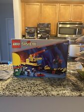 Lego System 9V Train Set 4552 Cargo Crane New Complete Sealed!