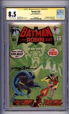 CGC (D.C) BATMAN 232 1ST APP OF RA'S AL GHUL 8.5 VF+ SIGNATURE SERIES N.ADAMS