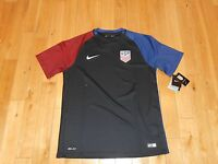 NIKE USA US SOCCER USMNT 2016 National Team Away Jersey Kit Mens Small World Cup