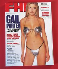 FHM #113 - June 1999 - Gail Porter,Chloe Annett,Red Dwarf - UK magazine NEWSTAND