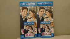 4x Joey McIntyre Waitress Musical Broadway Flyer New Kids On The Block Nkotb