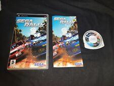 SEGA RALLY Sony PSP Game