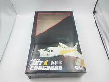 Transformer  Jet Concorde JJ02-A Box Only