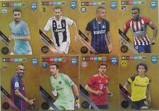 PANINI ADRENALYN XL FIFA 365 2019 GORETZKA BUFFON VIDAL SET 8 Limited