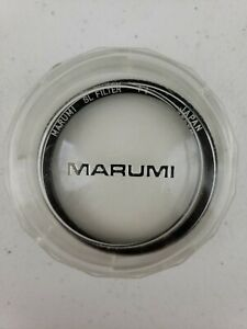 Marumi 58mm SL Filter +1 Japan Photography Camera Lens Slip On Filter With Case