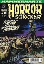 Horrorschocker 49 - Die Herde des Horrors - Weissblech - Comic - NEUWARE