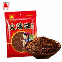 Chili Powder 单山火烤煳蘸水160g*2袋 Spice Seasoning China Food 中国特色食品小吃云南沾水烧烤柴火糊辣椒面干碟串串