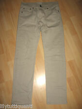 H&M Divided - Jean beige - Taille 38