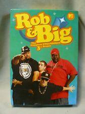 Rob & Big Season 3 DVD Set - Sealed