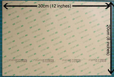 A4 sheet of 3M 8153LE 300LSE Double Linered Laminating Adhesive Transfer Tape