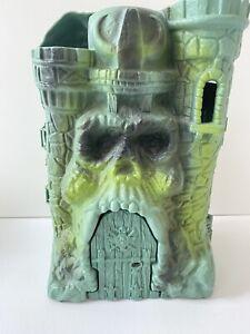 Les Maîtres De L'univers musclor 1982 château des ombres Castel mattel France