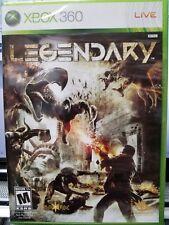 Legendary - XBOX 360 VIDEO GAME