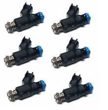 6X Genuine Delphi Fuel Injector 12592648 For Buick Saturn Pontiac Chevrolet 3.5L