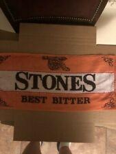 Bar Towel, Stones Best Bitter, Orange Colored Towel, Great addition!