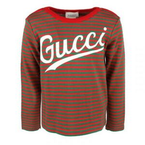 Gucci Baby Striped Top 3 Years BNWT £135 Made In Italy