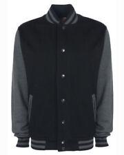 Abbigliamento casual nero in misto cotone per bambini dai 2 ai 16 anni