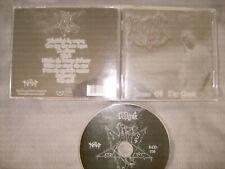 MYRK Icons Of The Dark CD Iceland Black Metal (svartidaudi)